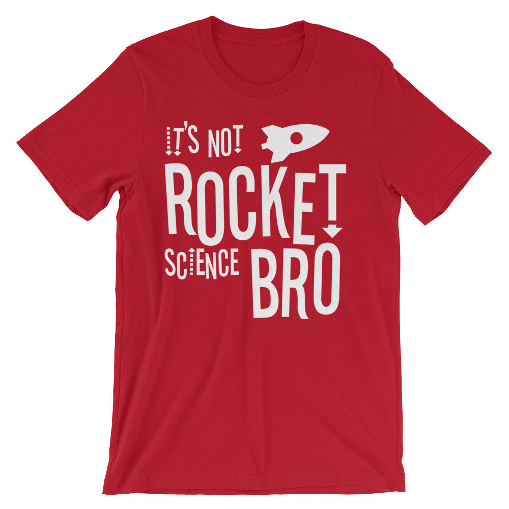 Not a Rocket Science - Unisex short sleeve t-shirt