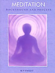 Meditation: Background and Process