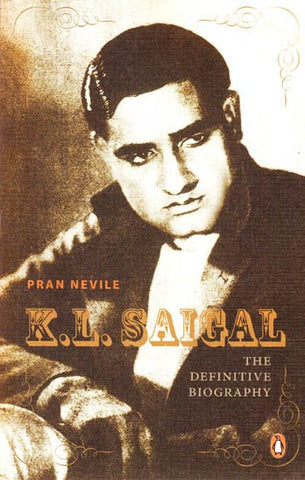 KL Saigal-immortal singer and superstar