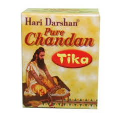 Hari Darshan Chandan Tika