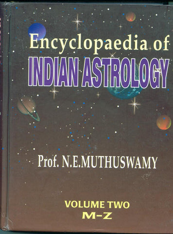 ENCYCLOPAEDIA OF INDIAN ASTROLOGY Vol. 2