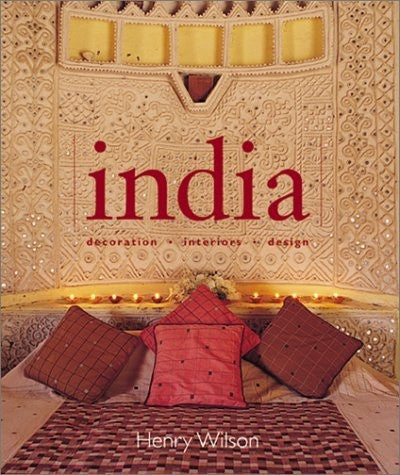 INDIA - Decoration, Interiors, Design