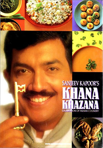 KHANA KHAZANA - Celebration of Indian Cookery