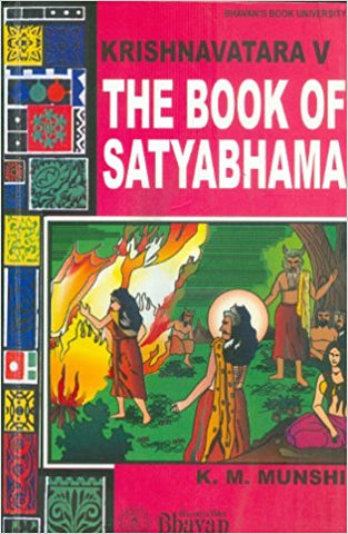 Krishnavatara-V The Book of Satyabhama