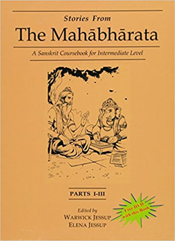 Stories from The Mahabharata consolidated (PartsI-III) Hardback