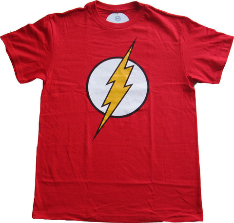 Flash Logo Adult T Shirt