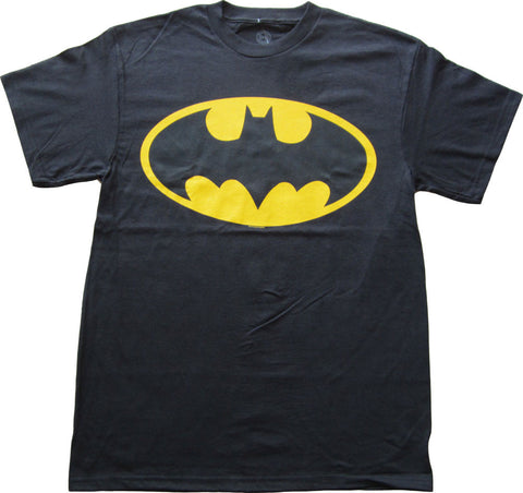 Batman Logo Adult T Shirt