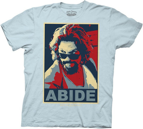 Abide Adult T Shirt
