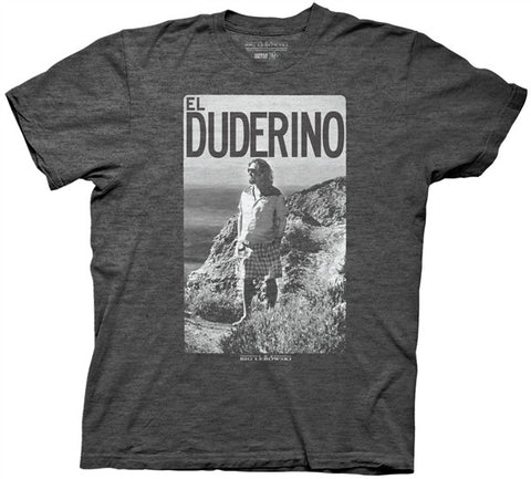 El Duderino Adult T Shirt