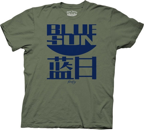 Firefly Blue Son Adult T Shirt