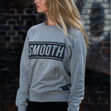 Crewneck Grey / Black Women