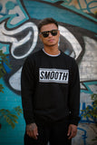 Crewneck Black / White Men