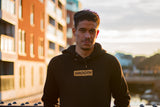 Hoodie Black & Gold Box Men