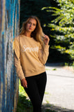 Crewneck Sand Originals Women