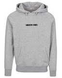 Grey Hoodie / Glitch Black Men