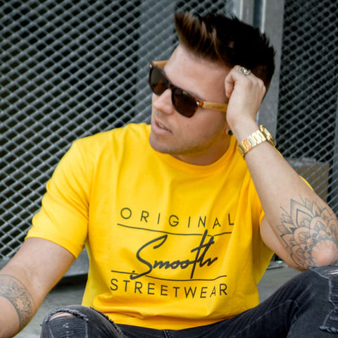Spectra Yellow T / Original Streetwear Black