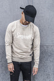 Sweater Originals Heather Clay Men