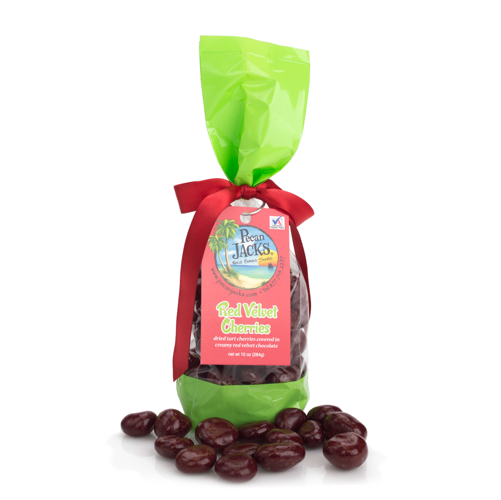 Red Velvet Cherries 10oz