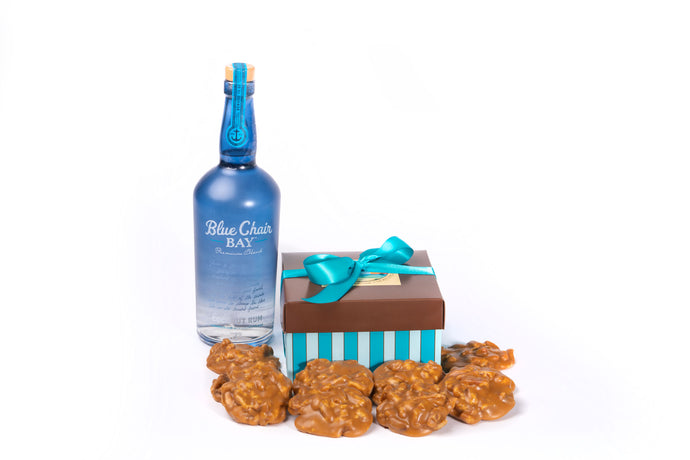 Caribbean Rum Pralines - Package of 10