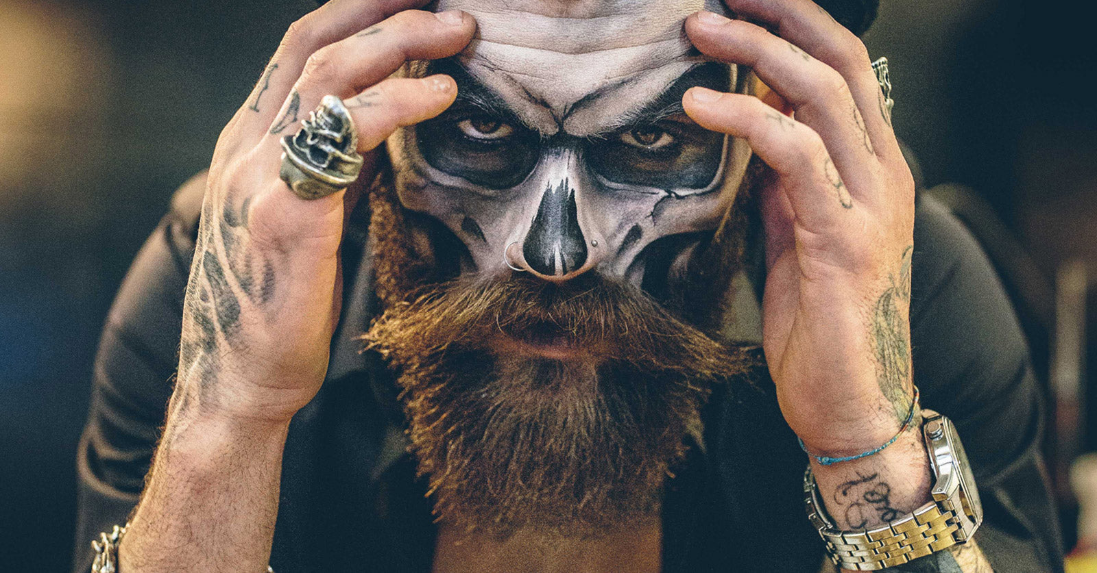 10 TOP Halloween Costume Ideas for Men with Beards – BEARD ...