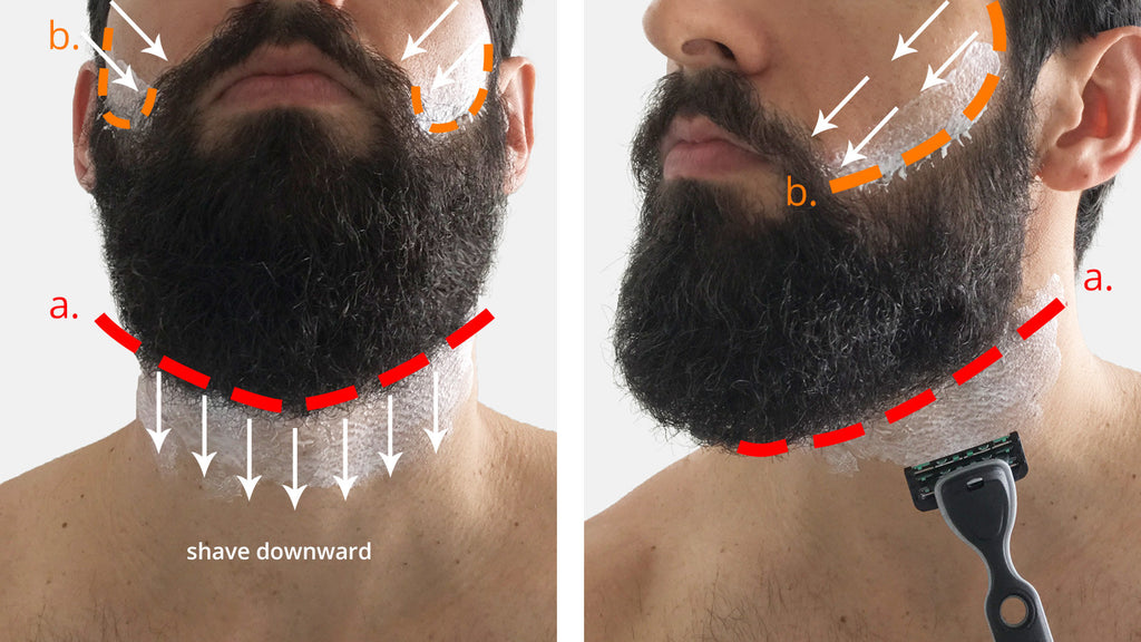 BEARD_KING_How_To_Trim_Beard_Neckline_04