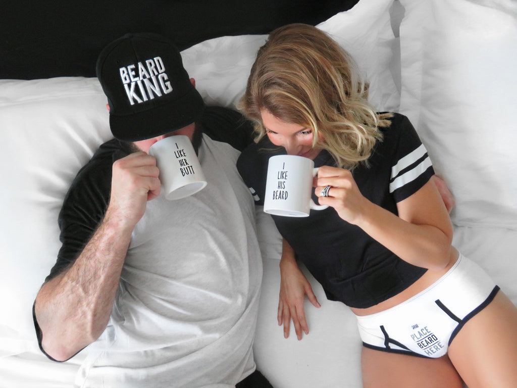 BEARD KING Woman Prefer To Date Men With Beards
