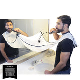 Beard Bib White - Original - BEARD KING - 1
