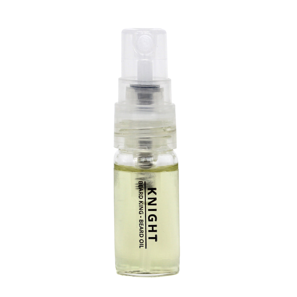 Beard Oil Spray - Knight - Free Sample