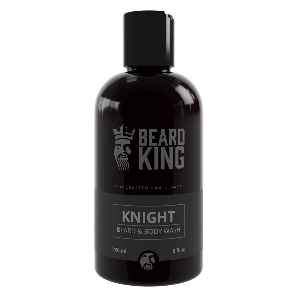 Beard Wash Set (8oz) - 3 Kings