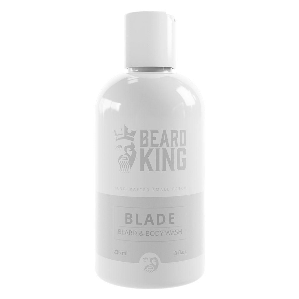 Beard & Body Wash - Blade - BEARD KING - 1