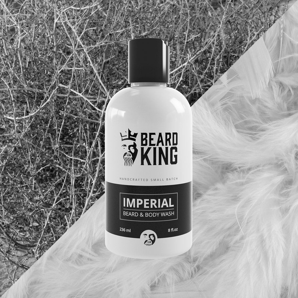 Beard & Body Wash, Imperial