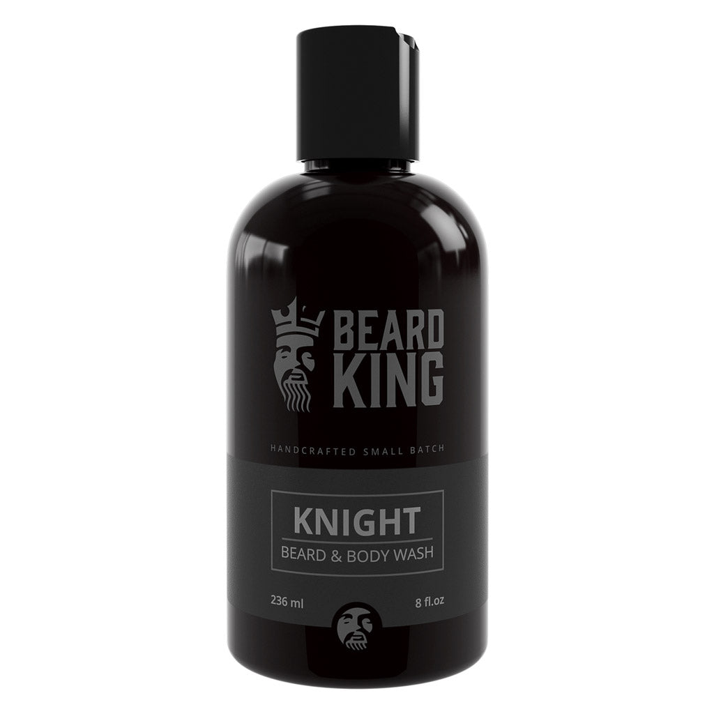 Beard & Body Wash - Knight - BEARD KING - 1