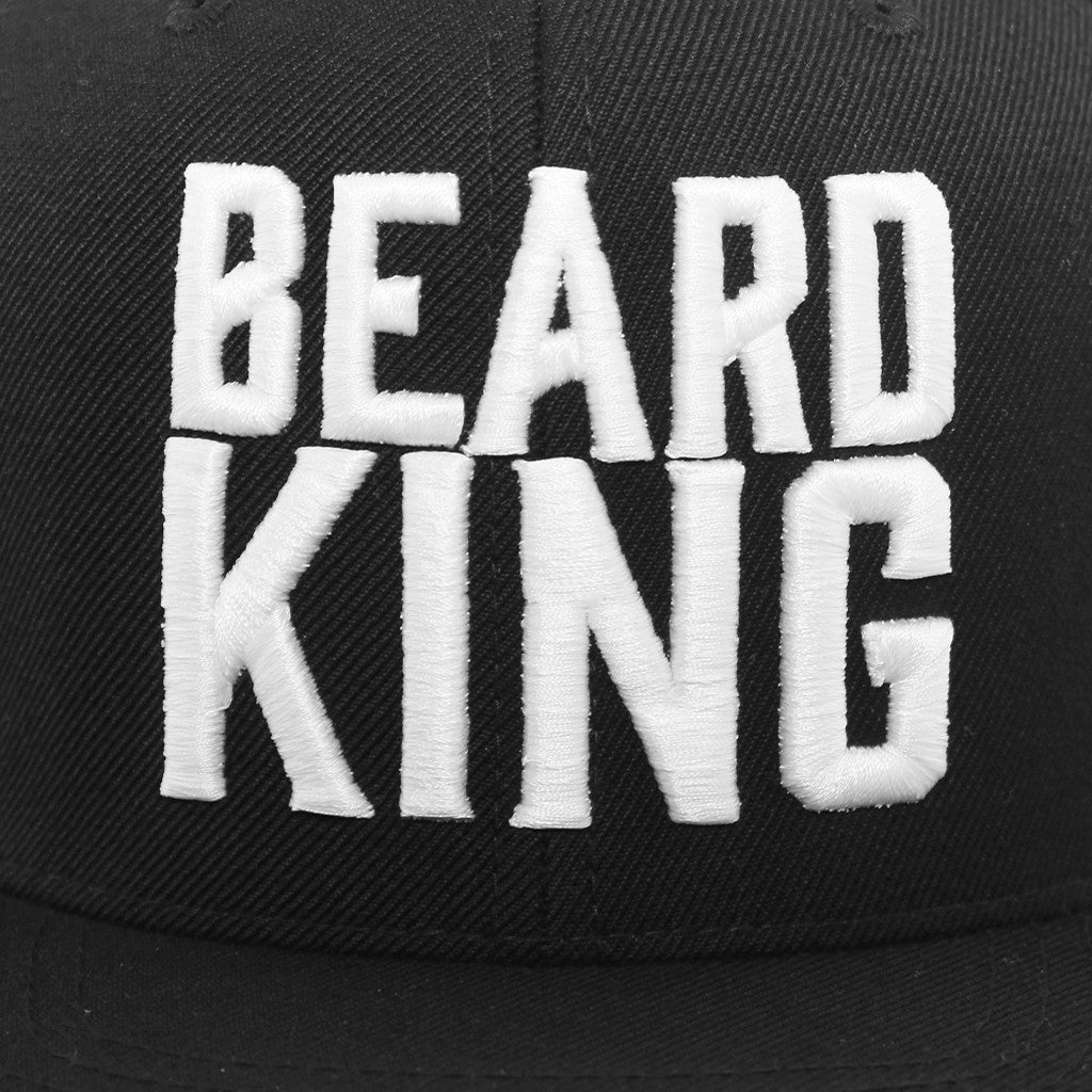 King Cap BW - BEARD KING - 1