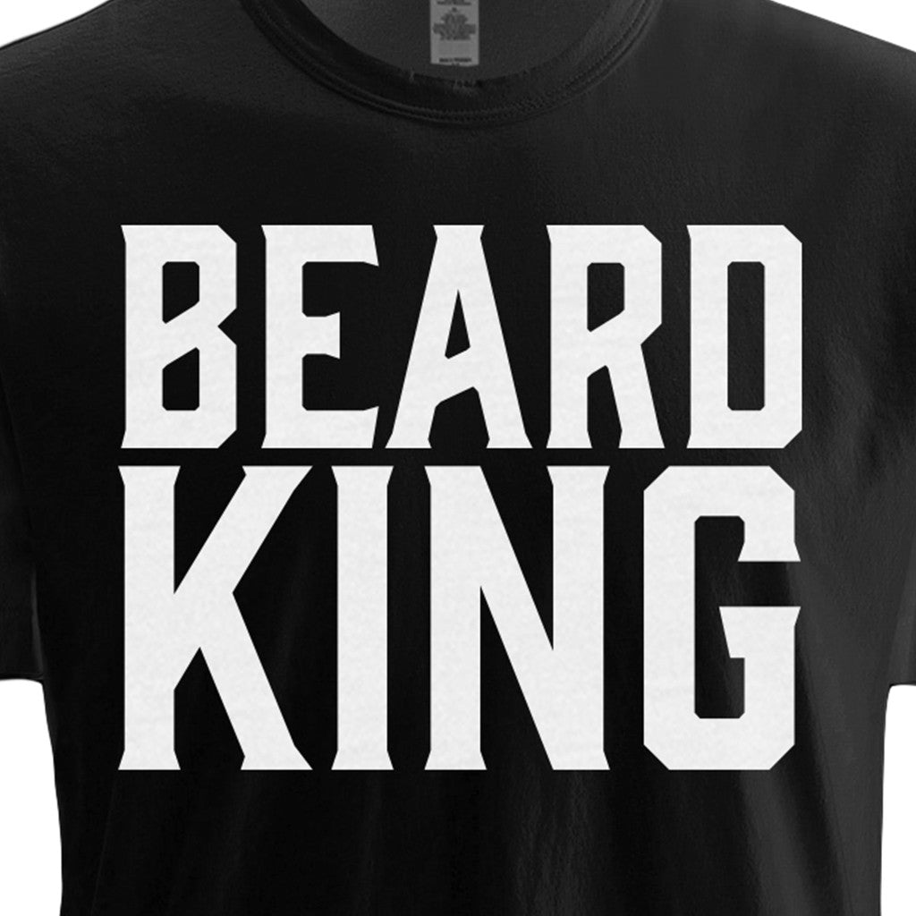 King T BW - BEARD KING - 1
