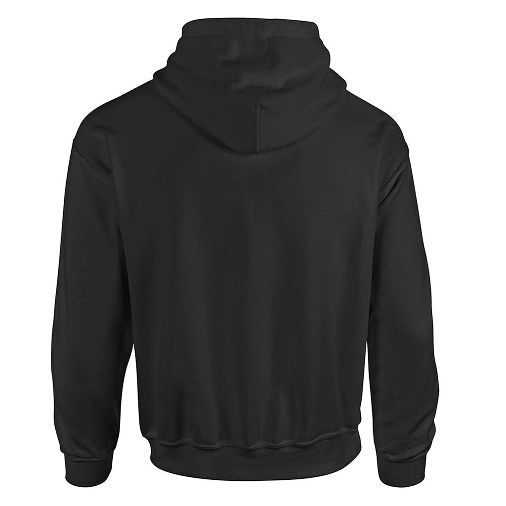 No Shave Hoodie Black - BEARD KING - 1