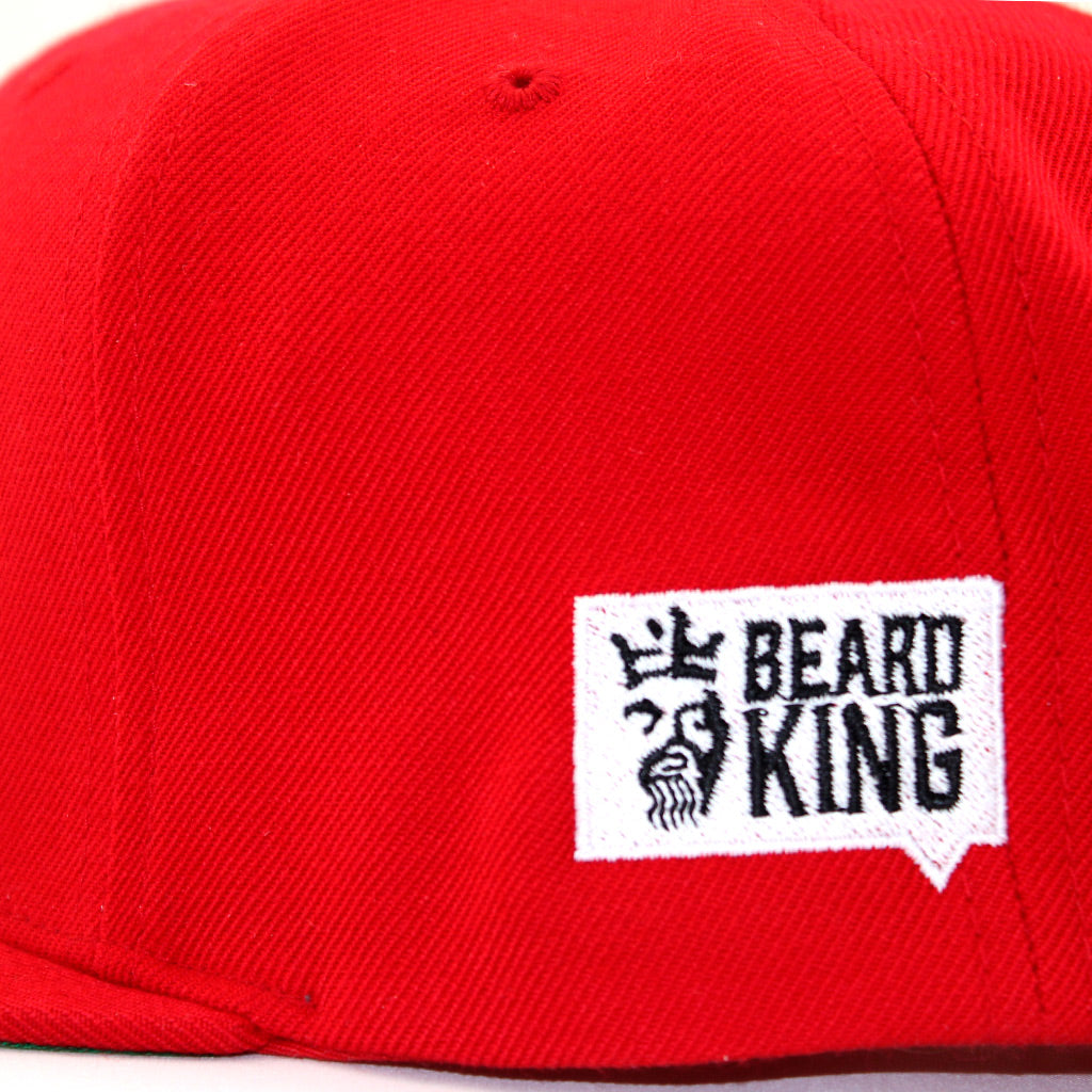 No Shave Cap Black - BEARD KING - 1