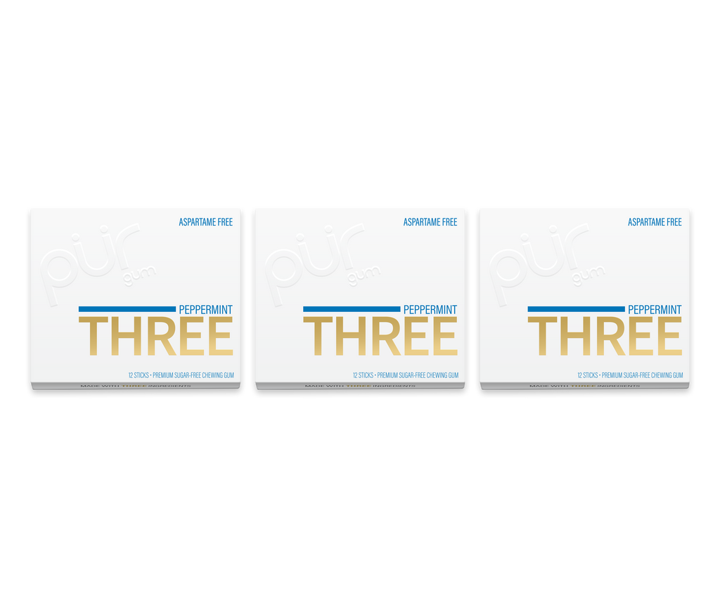 THREE GUM- 3 Pack Bundle!
