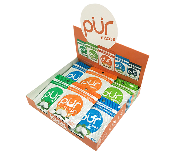 15 Mint Pouch Variety - Try Them All! - The PUR Company