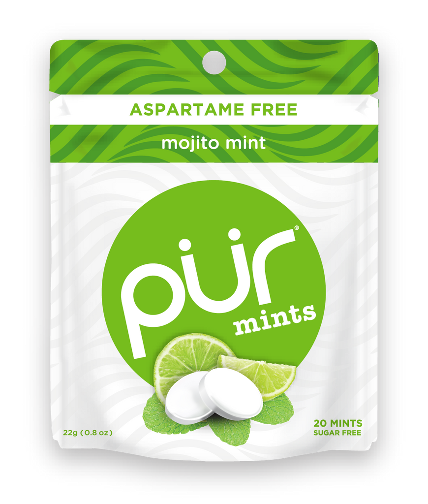 12 Pouch Mint Trays - Available in 5 Refreshing Flavours!