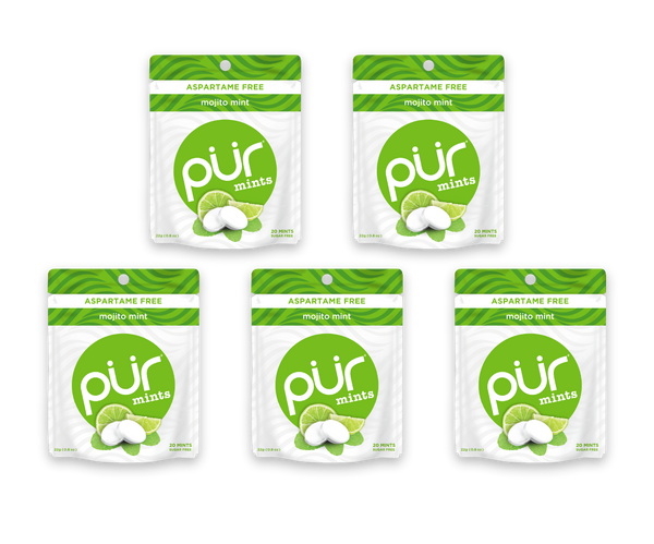 5 Pack Mint Bundles - Fresh Value! - The PUR Company