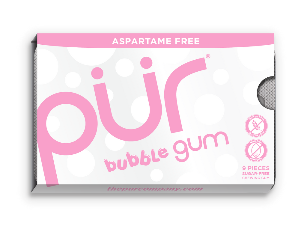 FREE Pack of Bubblegum - The PUR Company