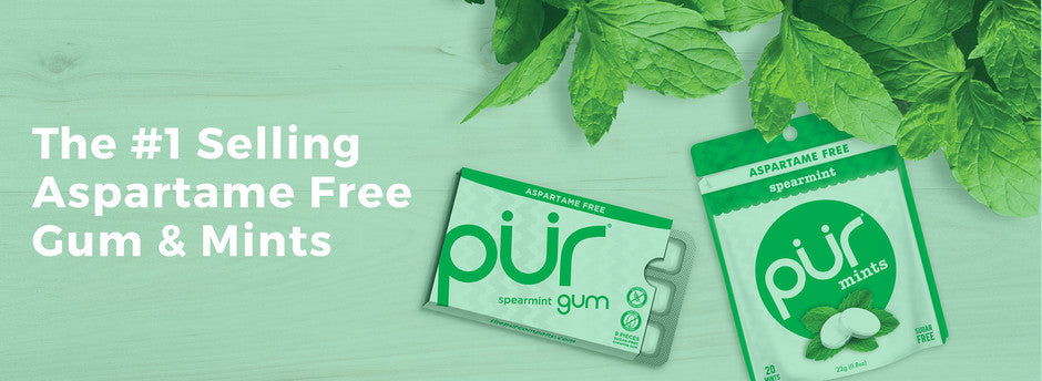 pur, pur gum, pur mint, pur mints, chewing gum, holiday,