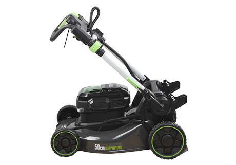 LM2024E-SP Steel deck mower 50cm (Bare model: LM2020E-SP)
