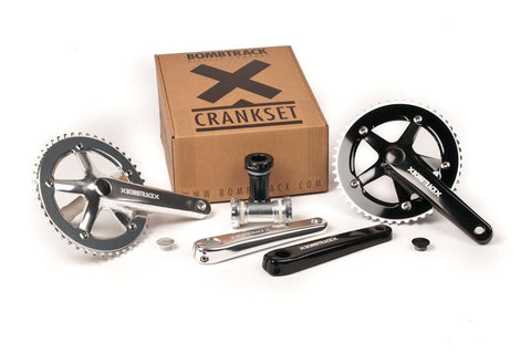 BOMBTRACK THRUST CHAINSET GXP