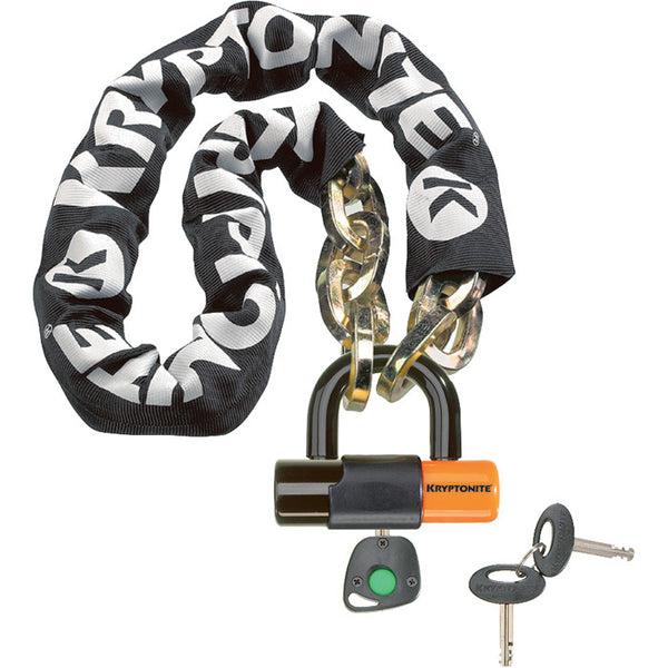 KRYPTONITE NEW YORK CHAIN WITH S4 DISC LOCK