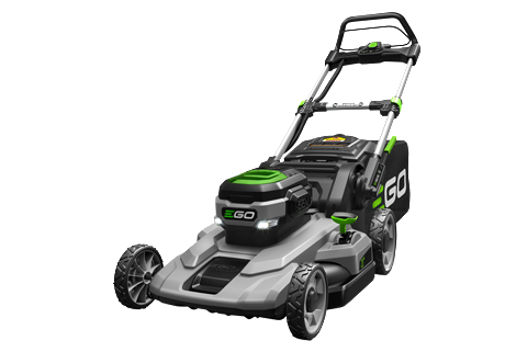 POWER + 52cm Push Lawn Mower