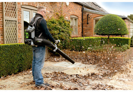 POWER + 1020m³/h Backpack Blower