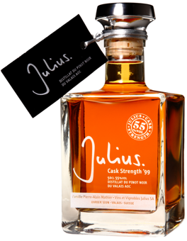 L'esprit de Julius – Cask Strength '99