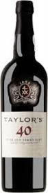 Taylor`s Port 40 years old