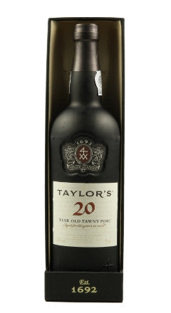 Taylor`s Port 20 years old